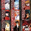 【特価】【】新世紀エヴァンゲリオンTVシリーズ+劇場版 DVD全9巻セット