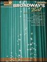 楽天楽譜ネッツ楽譜 ブロードウェイ・ベスト曲集(男性用) 00740412/Pro Vocal(with CD)/輸入楽譜(T)