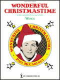 楽譜 ウイングス/ワンダフル・クリスマスタイム 00382620/ピアノ・ヴォーカル・ギター譜/輸入楽譜(T)
