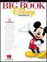 Disney - 楽譜 ビック・ブック・オブ・ディズニー・ソングス/アルト・サックス・ソロ 00842615/Instrumental Folio(メロディー譜)/輸入楽譜(T)