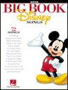 楽譜 ビック・ブック・オブ・ディズニー・ソングス/ホルン・ソロ 00842618/Instrumental Folio(メロディー譜)/輸入楽譜(T)