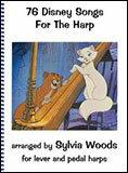 楽譜 ハープのための76のディズニー曲集 00720000/ハープ・ソロ/輸入楽譜(T)