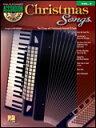 楽譜 クリスマス・ソングス(CD付) 00101770/Accordion Play-Along Volume 4(アコーディオン・ソロ)/輸入楽譜(T)