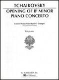 楽譜 チャイコフスキー/ピアノ協奏曲 第1番 変ロ短調(冒頭) 50283060/ピアノ・ソロ/輸入楽譜(T)