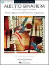 楽譜 アルベルト・ヒナステラ/組曲「クレオール舞曲集」・アルゼンチン童謡の主題による「ロンド」(見本演奏が聴けるオーディオ・アクセス番号付)(輸入楽譜(T))