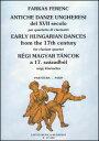 楽譜 ファルカス/17世紀の古いハンガリー舞曲集 (/EMBZ13420/50510565/クラリネット4重奏(Ebクラ/Bbクラx2/バスクラ)/輸入楽譜(T))