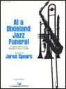 楽譜 デキシーランドジャズの葬式にて(デキシーランド・コンボと吹奏楽)/スピアーズ作曲 輸入吹奏楽譜(T)コンサート・バンド/G3/T:3:...