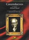 楽譜 グリーンスリーヴス/リード編曲 012-2584-00/輸入吹奏楽譜(T)コンサート・バンド/G3.5/T:5:09