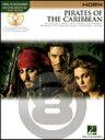 [楽譜] 「パイレーツ・オブ・カリビアン」ソロ・シリーズ(Horn)(音源ダウンロード版)【DM便送料別】(Pirates of the Caribbean(Instrumental Folio for Horn)《輸入楽譜》