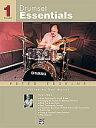 [楽譜] ドラムセット・エッセンシャルVol.1(CD付)【5,000円以上送料無料】(Drumset Essentials, Volume 1)《輸入楽譜》