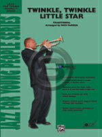 [楽譜] キラキラ星(ベイシー・スタイル)《輸入ジャズ楽譜》【DM便送料無料】(TWINKLE, TWINKLE LITTLE STAR)《輸入楽譜》