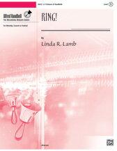 [楽譜] L.ラム/リング!【DM便送料無料】(Ring!)《輸入楽譜》