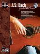 [楽譜] クラシックギターで弾くバッハ(タブ譜付き)《輸入ギター楽譜》【メール便送料無料】(Basix_ Guitar TAB Classics: J.S. Bach)《輸入楽譜》