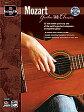 [楽譜] クラシックギターで弾くモーツァルト(タブ譜付き)《輸入ギター楽譜》【メール便送料無料】(Basix_ Guitar TAB Classics: Mozart)《輸入楽譜》