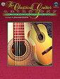 [楽譜] 初級クラシックギター曲集(バッハ、ベートーヴェン他29曲収録)《輸入ギター楽譜》【メール便送料無料】(Classical Guitar Anthology,The)《輸入楽譜》