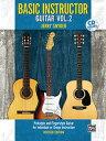 樂譜 - [楽譜] ジェリー・スナイダー/ベーシック・インストラクター・ギター 2【DM便送料別】(Basic Instructor Guitar 2 (2nd Edition)《輸入楽譜》