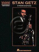 [楽譜] スタン・ゲッツ・ソロ集【DM便送料無料】(Stan Getz - Bb Tenor Saxophone)《輸入楽譜》
