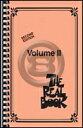 [楽譜] リアル・ブック Vol.2Cエディション(ミニサイズ版)【10,000円以上送料無料】(Real Book, The - Volume2 C Edition (Mini Edit..