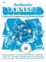 [楽譜] 本物のディキシーランドジャズ曲集(ドラムセット用)【DM便送料別】(Authentic Dixieland)《輸入楽譜》