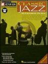 [楽譜] クラシック・ジャズ曲集(CD付き)【10,000円以上送料無料】(Classic Jazz)《輸入楽譜》
