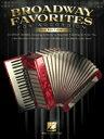 楽譜 アコーディオンで弾くブロードウェイ フェイバリッツ(第2版)【10,000円以上送料無料】(Broadway Favorites for Accordion 2nd Edition)《輸入楽譜》