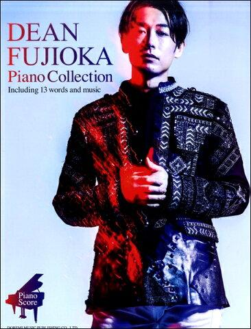 [楽譜] ピアノ・スコア DEAN FUJIOKA/Piano Collection【10000円以上送料無料】(ピアノスコアディーンフジオカピアノコレクション)