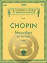 [楽譜] ショパン/マズルカ集(ジョセフィ版)《輸入ピアノ楽譜》【5,000円以上送料無料】(Mazurkas)《輸入楽譜》