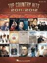 [楽譜] トップ・カントリー・ヒット集 2011ー2012(15曲収録)《輸入ピアノ楽譜》【5,000円以上送料無料】(Top Country Hits of 2011-2012)《輸入楽譜》