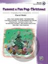 [楽譜] クリスマス曲集 4《輸入ピアノ楽譜》【DM便送料別】(Famous & Fun Pop Christmas, Book 4)《輸入楽譜》