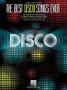 [楽譜] ディスコ・ヒット・ピアノ曲集(50曲収録)《輸入ピアノ楽譜》【DM便送料無料】(Best Disco Songs Ever,The)《輸入楽譜》