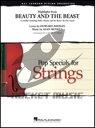 [楽譜] 「美女と野獣」メドレー(同名ディズニー映画より)《輸入オーケストラ楽譜》【DM便送料無料】(BEAUTY & THE BEAST,HIGHLIGHTS FROM)《輸入楽譜》