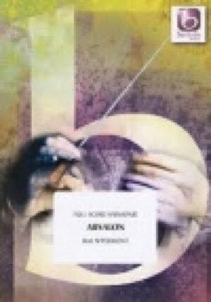 [楽譜] アブサロン《輸入吹奏楽譜》【DM便送料無料】(ABSALON)《輸入楽譜》