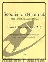[楽譜] スクーティン・オン・ハード・ロック《輸入吹奏楽譜》【DM便送料無料】(SCOOTIN' ON HARDROCK)《輸入楽譜》