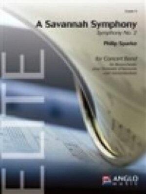 [楽譜] サバンナ・シンフォニー《輸入吹奏楽譜》【DM便送料無料】(SAVANNAH SYMPHONY,A)《輸入楽譜》
