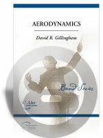 [楽譜] エアロダイナミクス《輸入吹奏楽譜》【DM便送料無料】(AERODYNAMICS)《輸入楽譜》