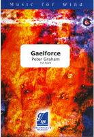 [楽譜] ゲールフォース《輸入吹奏楽譜》【DM便送料無料】(GAELFORCE)《輸入楽譜》