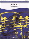 [楽譜] シダス《輸入吹奏楽譜》【送料無料】(SIDUS)《輸入楽譜》