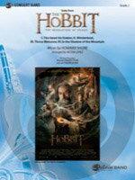 [楽譜] 「ホビット・竜に奪われた王国」組曲(同名映画より)《輸入吹奏楽譜》【DM便送料無料】(THE HOBBIT:THE DESOLATION OF SMAUG,SUITE FROM)《輸入楽譜》