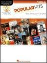 [楽譜] ポップ・ヒッツ(15曲収録、CD付)【10,000円以上送料無料】(Popular Hits)《輸入楽譜》