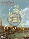[楽譜] ソプラノのためのアントニオ・ヴィヴァルディ・オペラ・アリア集【DM便送料無料】(Antonio Vivaldi Opera Arias for Soprano)《輸入楽譜》