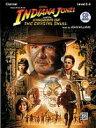 [楽譜] 「インディ・ジョーンズ/クリスタル・スカルの王国」ソロ・シリーズ(Clarinet,デモCD付)【10,000円以上送料無料】(Indiana Jones and the Kingdom of the Crystal Skull Instrumental Solos)《輸入楽譜》