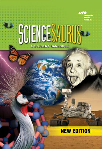 ScienceSaurus 6-8【アメリカの中学校理科教科書副教材】
