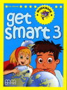 GET SMART Workbook3 (Student's Book対応)【All English Text】