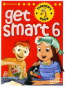 GET SMART Teacher's Book6 (Student's Book対応)【All English Text】