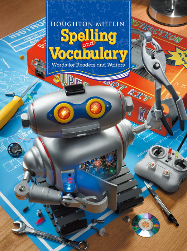 Houghton Mifflin Harcourt Spelling and Vocabulary Student Book Gr.6【アメリカの小学校6年生語彙教科書】