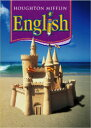 Houghton Mifflin Harcourt Houghton Mifflin English Grade3【アメリカの小学校3年生文法(Grammar)教科書】