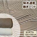 敷きパッド フィールクール セミダブル 接触冷感(120×205cm) 吸水速乾 敷きパット feelcool 敷パッド ひんやり ジュニア 介護ベッド ベッドパッド ベッドパット ベットパッド