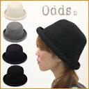 odds【オッズ】 vasque ball hat バスクボールハット レディース フェルト 帽子