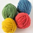 草木染め毛糸(4玉4色セット) ベーシックカラー