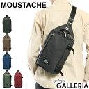 ショッピングタブレット 無料ラッピング ムスタッシュ ボディバッグ MOUSTACHE 斜めがけ 大きめ タブレット収納 タテ型 メンズ レディース VUV-4600